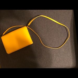 Mustard yellow Shoulder Bag/Purse
